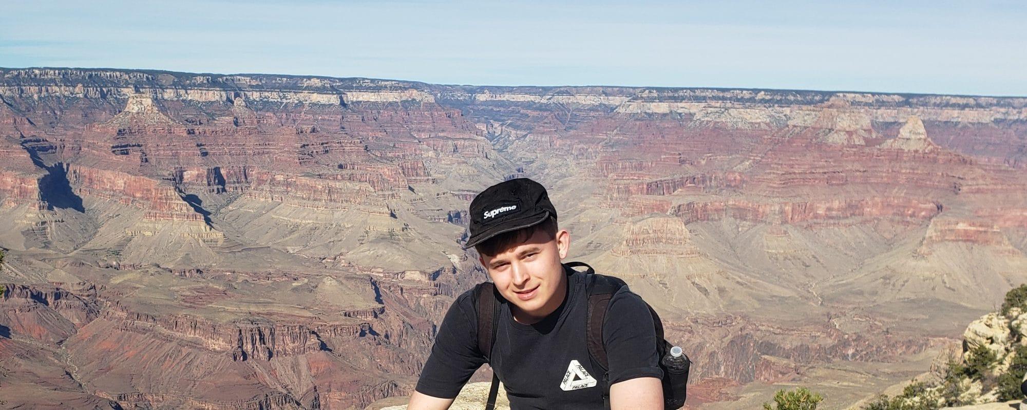 mark grand canyon